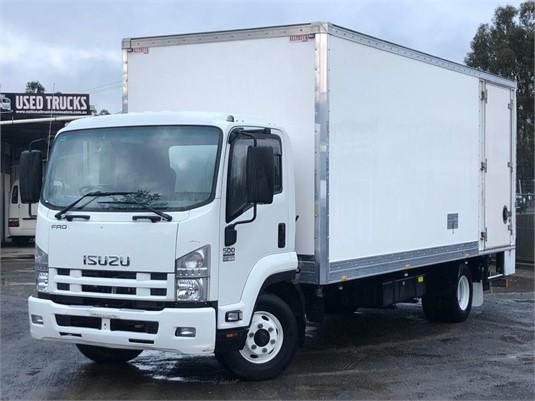 2015 Isuzu FRR 500 - Trucks for Sale