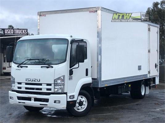 2015 Isuzu FRR 500 National Truck Wholesalers Pty Ltd  - Trucks for Sale