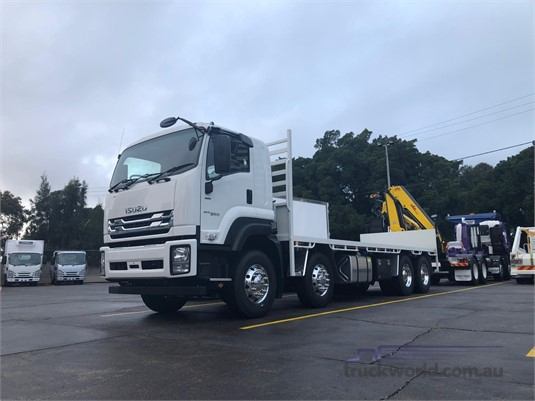 2018 Isuzu FYJ 2000 - Trucks for Sale