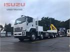 2018 Isuzu FYJ 2000 Crane Truck