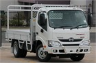 2019 Hino 300 Series Table / Tray Top Drop Sides