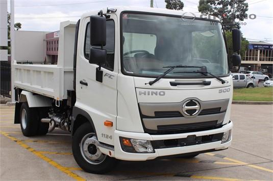 2019 Hino 500 Series City Hino - Trucks for Sale