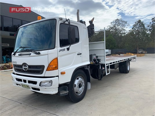 2004 Hino Ranger 9 FG Taree Truck Centre - Trucks for Sale