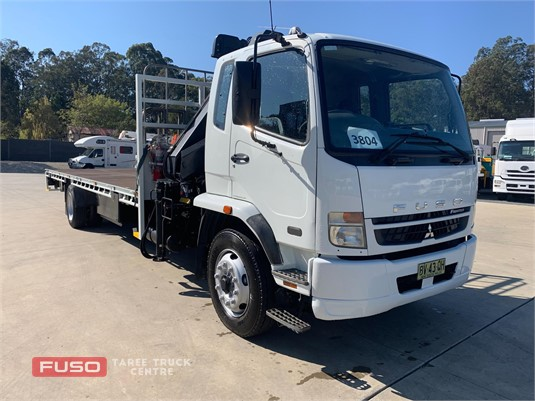 2009 Fuso Fighter 10 Taree Truck Centre - Trucks for Sale