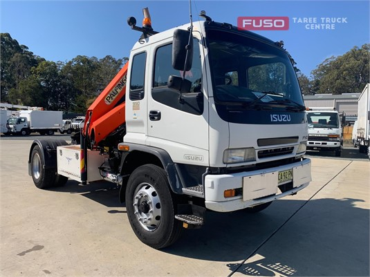 2006 Isuzu FVD 950 Taree Truck Centre - Trucks for Sale