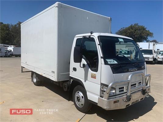 2007 Isuzu NPR 200 Taree Truck Centre - Trucks for Sale
