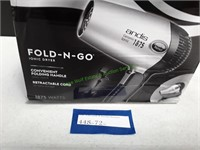 Andis Fold-n-Go Ionic Dryer