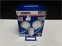 Brinks Battery Operated Motion LED Security Light