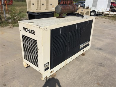 Kohler Stationary Generators Auction Results 243 Listings Marketbook Ca Page 1 Of 10