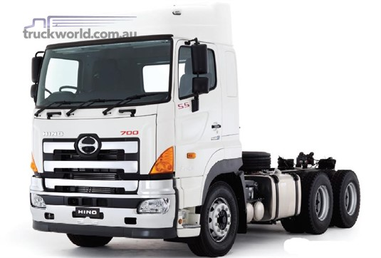 Hino 700 Series SS2848 Manual Air