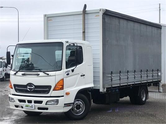 2007 Hino FD - Trucks for Sale