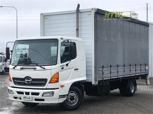 2007 Hino FD National Truck Wholesalers Pty Ltd - Trucks for Sale