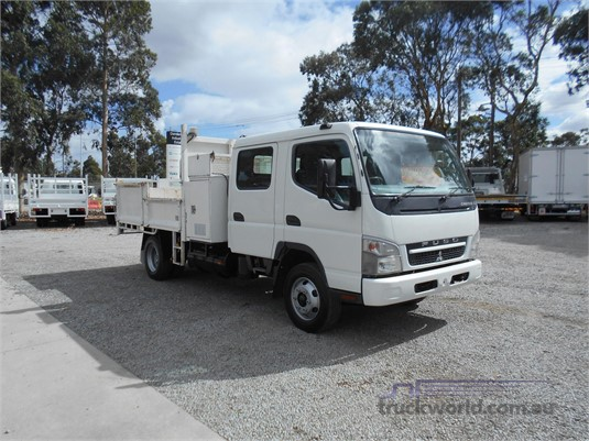 2010 Fuso Canter 4.0 - Trucks for Sale