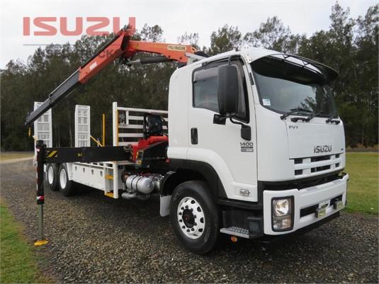 2011 Isuzu FVY1400 Used Isuzu Trucks - Trucks for Sale