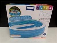Intex Pool Swim Center Family Lounge Pool