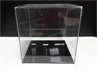 Square Plastic Display Case