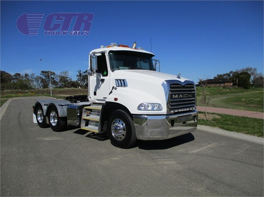2015 Mack Granite CTR Truck Sales - Trucks for Sale