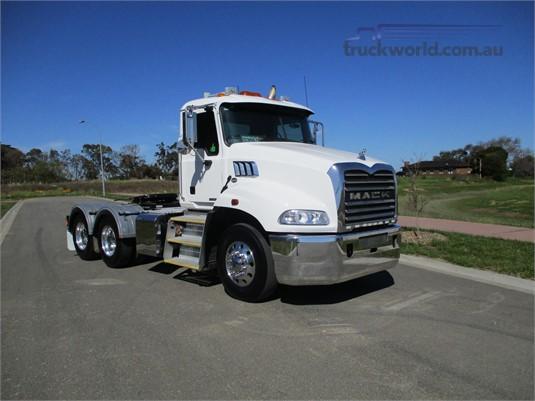 2015 Mack Granite - Trucks for Sale