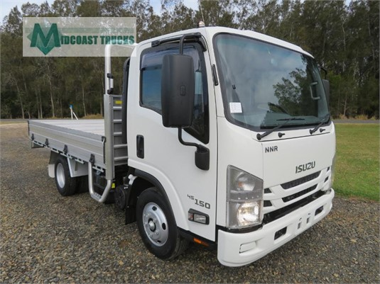 2018 Isuzu NNR 45 150 SWB Midcoast Trucks - Trucks for Sale