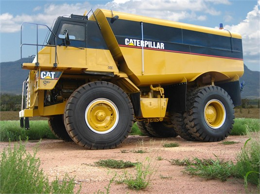 0 Caterpillar 773B - Heavy Machinery for Sale