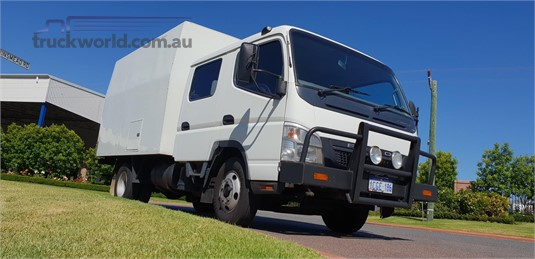 2006 Fuso Canter 815 Wide - Trucks for Sale