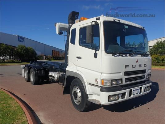 2009 Fuso FV500 - Trucks for Sale