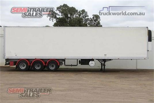1997 Maxitrans Refrigerated Trailer Semi Trailer Sales - Trailers for Sale