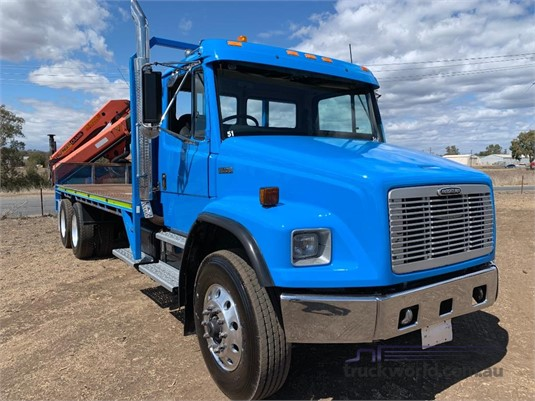 1996 Freightliner FL106 - Trucks for Sale