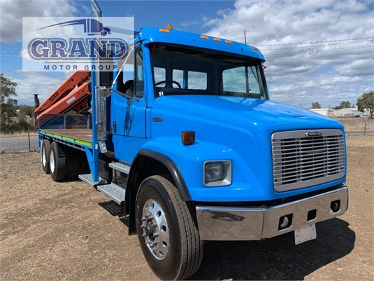 1996 Freightliner FL106 Grand Motor Group - Trucks for Sale