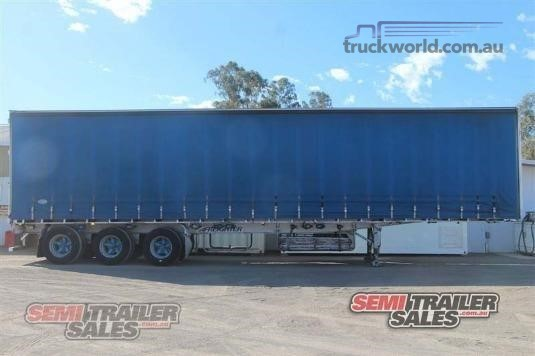 2002 Freighter Curtainsider Trailer Semi Trailer Sales - Trailers for Sale