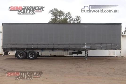 1998 Freighter Curtainsider Trailer Semi Trailer Sales - Trailers for Sale