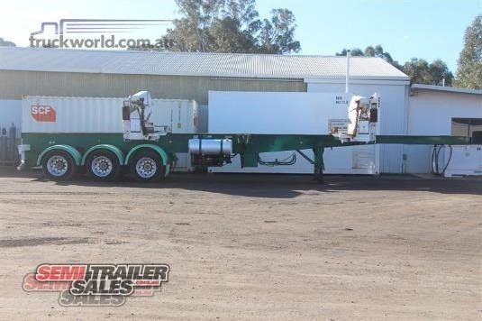 1999 Steelbro Side Lifter Trailer Semi Trailer Sales - Trailers for Sale