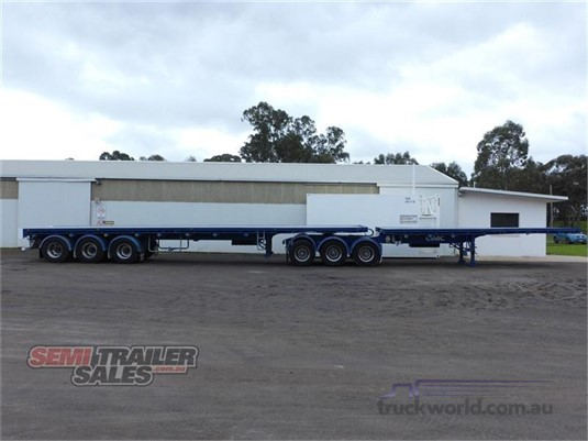 2013 Cimc Flat Top Trailer Semi Trailer Sales - Trailers for Sale