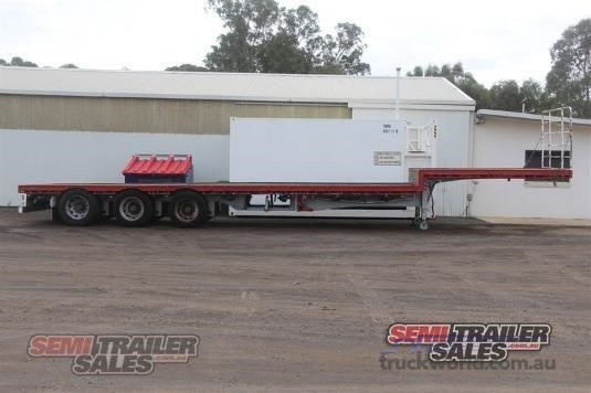 2008 Maxitrans Drop Deck Trailer Semi Trailer Sales - Trailers for Sale