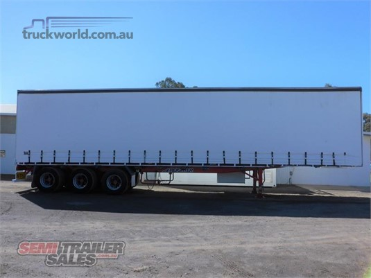 2009 Maxitrans Curtainsider Trailer Semi Trailer Sales - Trailers for Sale