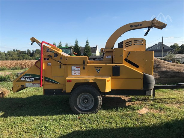 VERMEER BC1500 Forestry Equipment For Sale - 27 Listings ... on