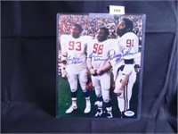 Selmon Brothers; Oklahoma University; Signed
