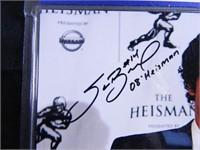 Sam Bradford; Heisman Photograph; Signed