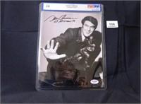 Steve Owens; Heisman Photograph; Signed