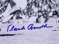 Claude Arnold; Oklahoma University; Signed