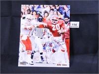Billy Sims; Oklahoma University; Signed
