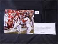 Brandon Jones; Oklahoma University; signed