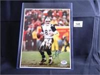 Troy Aikman; Dallas Cowboys; signed