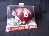 Blake Bell; Oklahoma University; signed