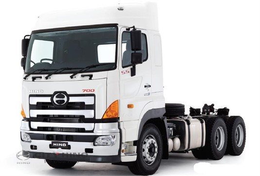 Hino 700 Series SS2848 AMT Proshift 16 Air