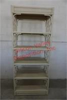 Custom Bamboo Shelf
