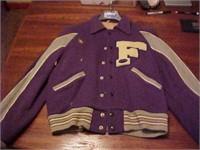 Older Letter Jacket