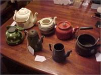 Miscellaneous Teapots