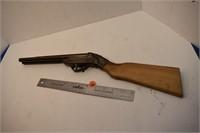 "Daisy Double Barrel Toy Shotgun 21"" Long"
