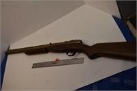 Benjamin Franklin Pump Action BB gun